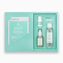 Soothe Bamboo Toner & Serum Gift Set by KEEP COOL