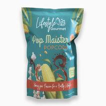 Popmaister Vegan Chocolate Caramel Popcorn by Lifestyle Gourmet