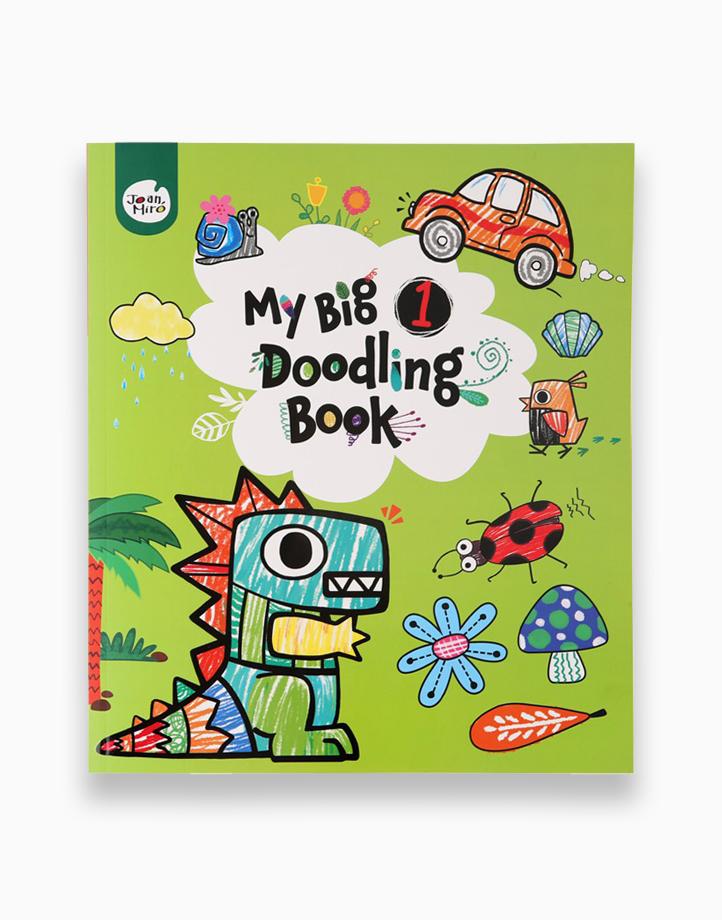 My Big Doodling Book by Joan Miro   1 - Green