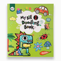 My Big Doodling Book by Joan Miro