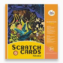 Scratch Cards Set by Joan Miro