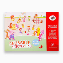 Reusable Sticker Pad Set by Joan Miro