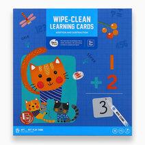 Wipe-Clean Learning Cards by Joan Miro