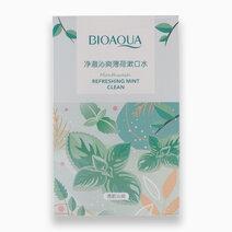 Refreshing Mint Clean Mouthwash by Bioaqua