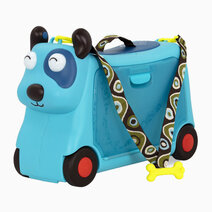 Travel Luggage Ride-On by B. Toys