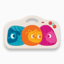 Kick and Play Musical Party Pad by B. Toys