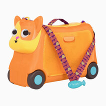 Land of B. Storage Ride-On Cat by B. Toys