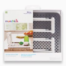Shine Stainless Steel Drying Rack by Munchkin