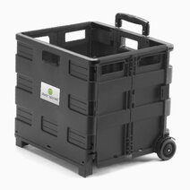 Foldable Trolley Cart (Regular) by Clever Spaces