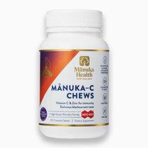 Manuka-C Chews (120 Capsules) by Manuka Health