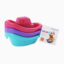 Little Boat Trains (Pack of 3) by Munchkin