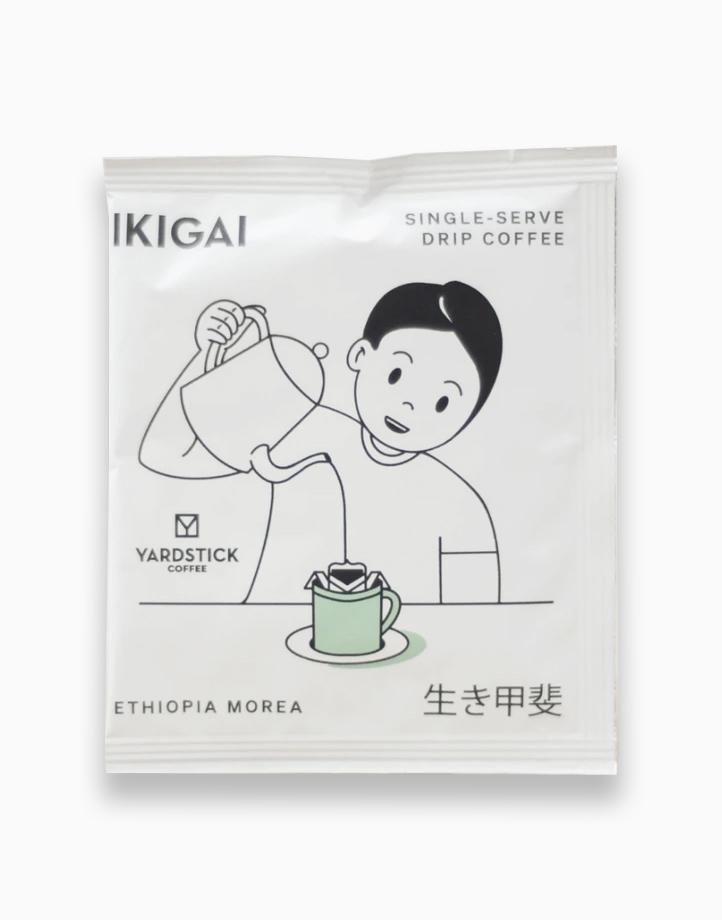 Ikigai 1pc Single-Serve Drip Bag in Ethiopia Morea by Yardstick Coffee