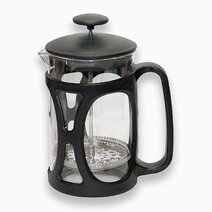 Crumpet 600ml Plastic French Press with Stainless Steel Filter by Omega Houseware