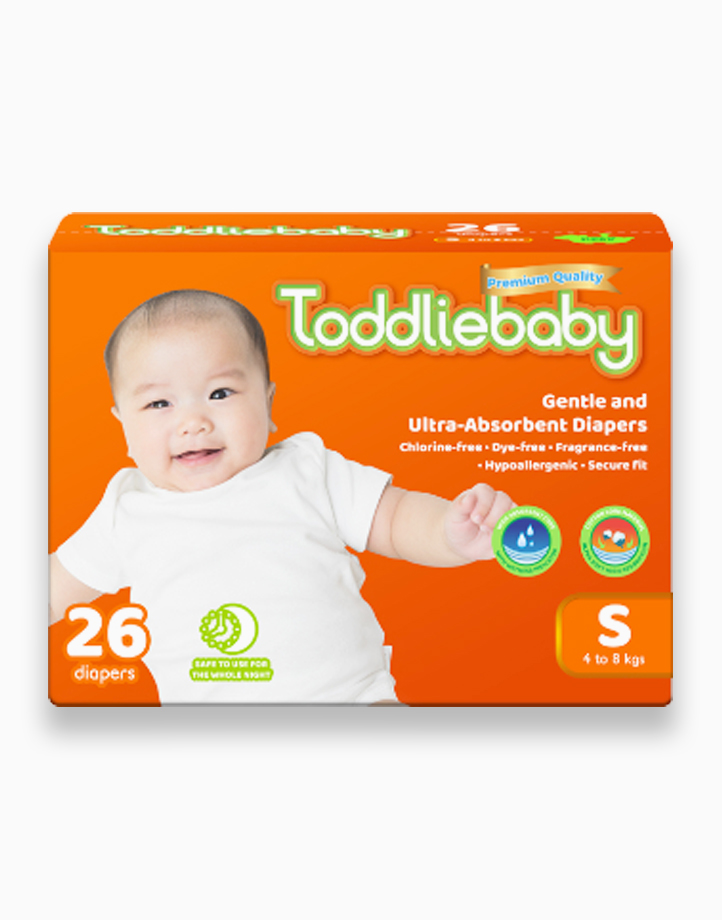 Gentle Touch Diapers Small (26s) by Toddliebaby