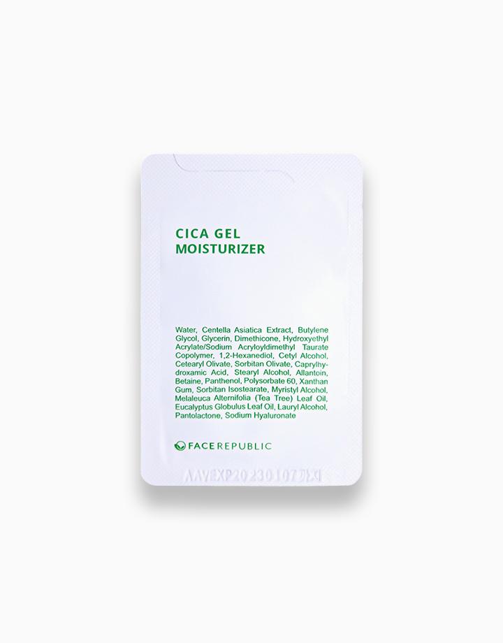 Cica Gel Moisturizer 3mL by Face Republic