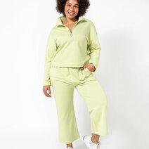 Comfort Zone Pant in Pandan by Recess