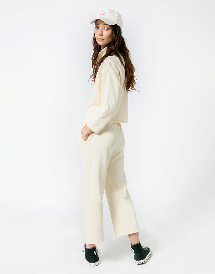 Comfort Zone Pant in Custard by Recess | XL