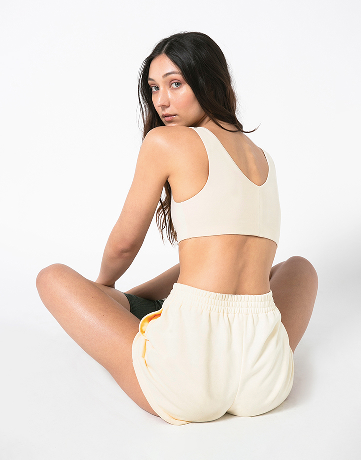 Ladies Who Lounge in Custard by Recess | XS