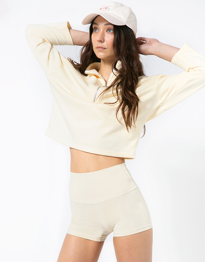 Do Everything Short in Custard by Recess | XS