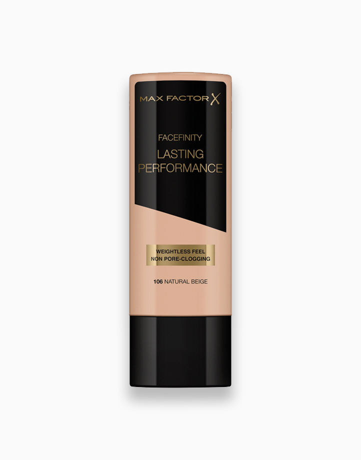 Facefinity Lasting Performance Foundation by Max Factor | Natural Beige