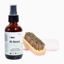 All-Natural Shoe Cleaner Basic Set by HyClean