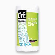 All-Purpose Cleaning Wipes - Clary Sage & Citrus (70 Wipes) by Better Life