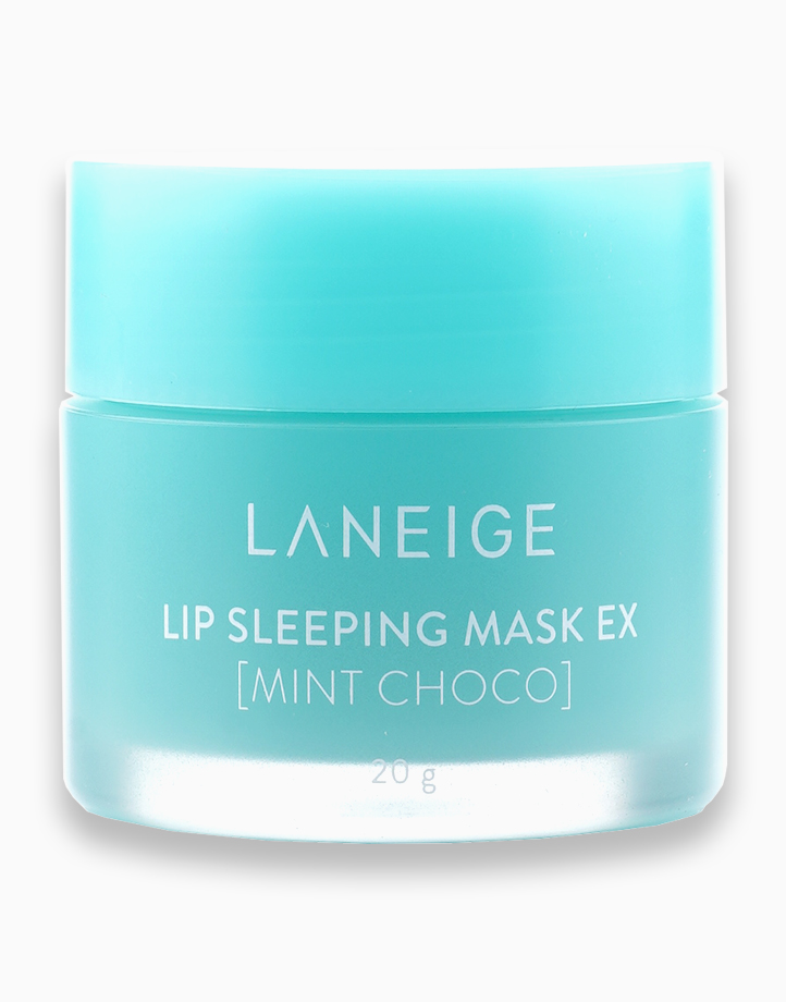 Lip Sleeping Mask (20g) by Laneige | Mint Chocolate
