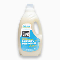 Laundry Detergent - Unscented (1893ml) by Better Life