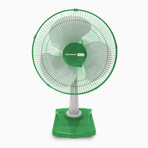 XTREME HOME 16-inches Desk Fan with White Blade by XTREME Appliances