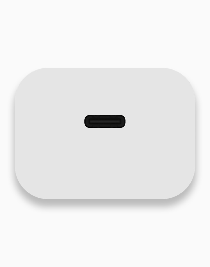 Accessories Power Adapter USB-C 18W by Mophie   White