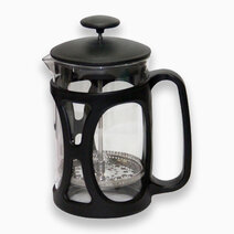 Crumpet 1000ml Plastic French Press with Stainless Steel Filter by Omega Houseware