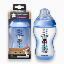 Closer to Nature PP Bottle Tinted (12oz/340ml) by Tommee Tippee