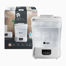Electric Steriliser & Dryer White by Tommee Tippee