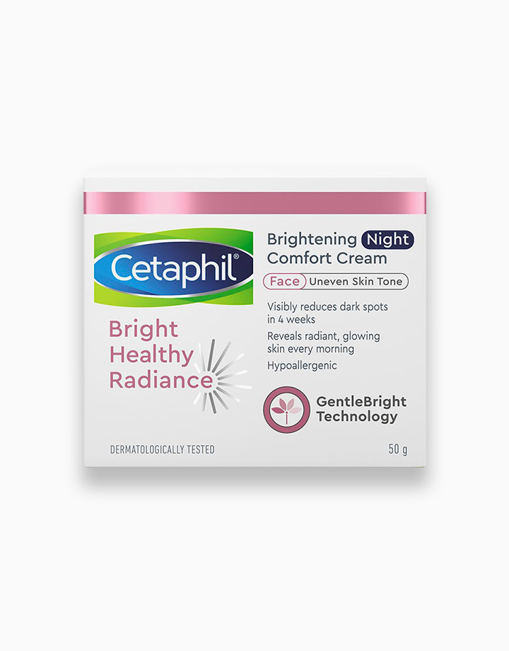 Bright Healthy Radiance Brightening Night Comfort Cream (50g) by Cetaphil