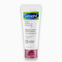 Bright Healthy Radiance Brightness Reveal Creamy Cleanser (100g) by Cetaphil