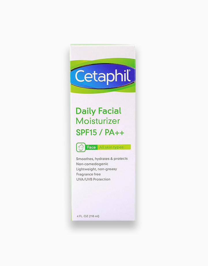 Cetaphil Daily Facial Moisturizer with SPF 15 (118ml) by Cetaphil
