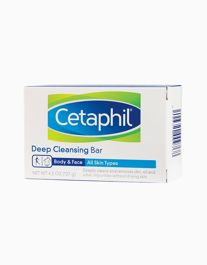 Cetaphil Deep Cleansing Bar (127g) by Cetaphil