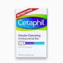 Gentle Cleansing Antibacterial Bar (127g) by Cetaphil