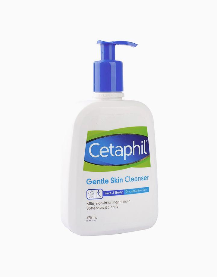 Cetaphil Gentle Skin Cleanser (473ml Pump) by Cetaphil