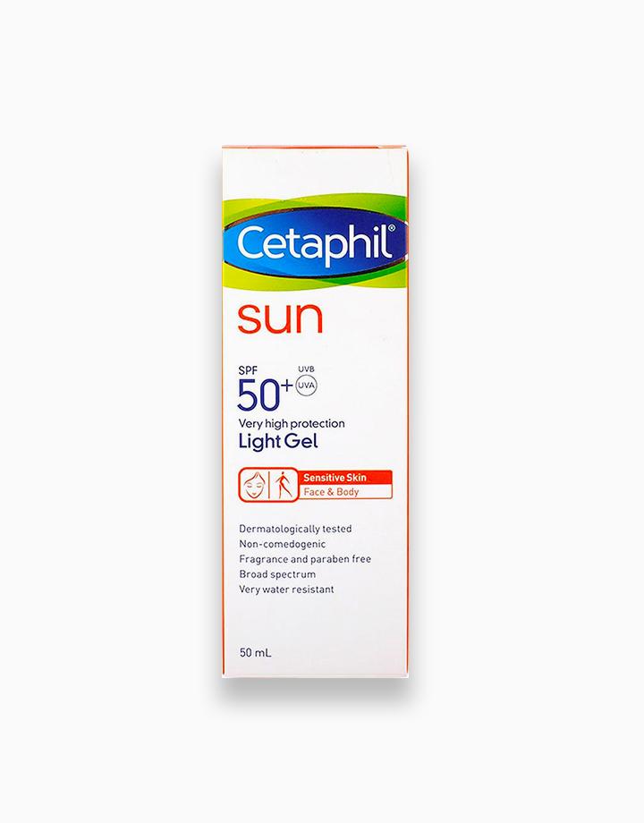 Cetaphil Sun SPF 50+ Light Gel (50ml) by Cetaphil