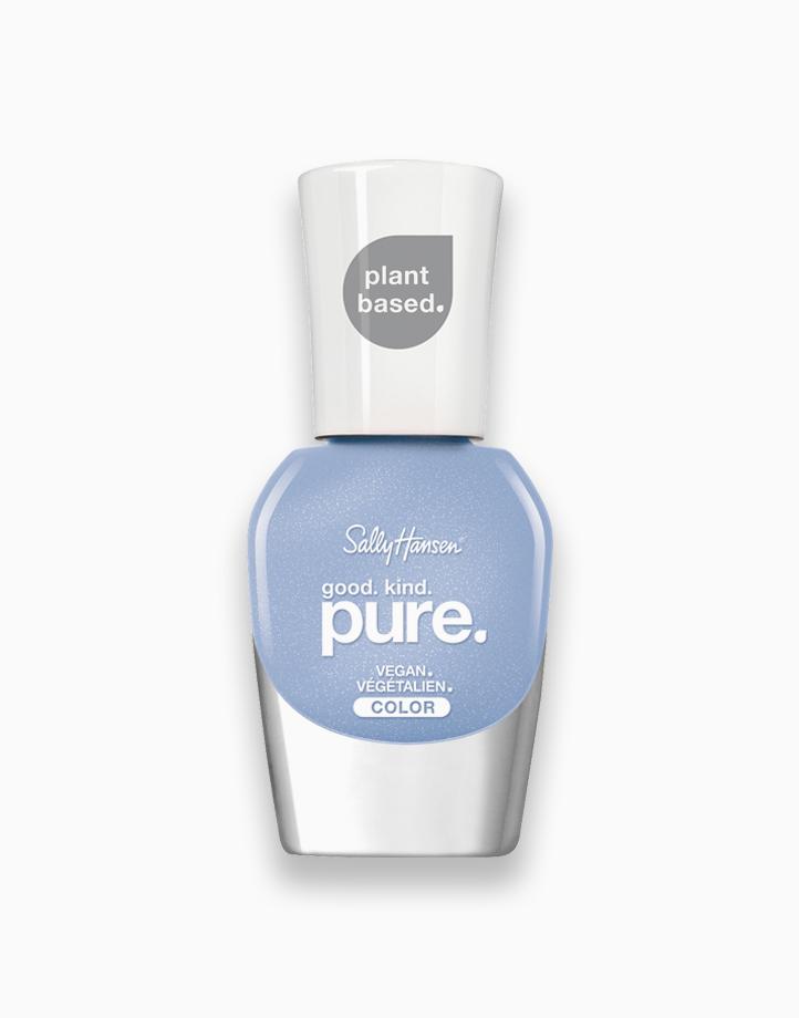 Good Kind Pure Nail Polish by Sally Hansen® | Crystal Blue