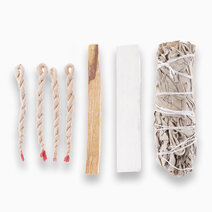 Cleanse & Meditate Kit by The Flow Shop