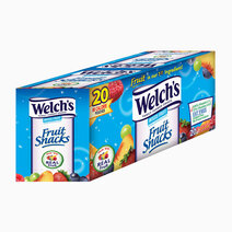 Mixed Fruit Snacks (0.9 x 20) by Welch's