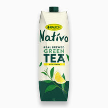 Nativa Green Tea Lemon (1L) by Rauch