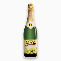 100% Sparkling White Grape Juice (750mL) by May Sparkling Juice