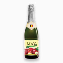 100% Sparkling Apple Juice (750mL) by May Sparkling Juice