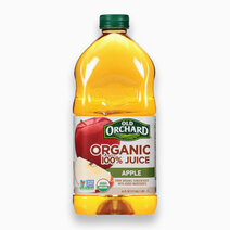 Organic 100% Apple Juice (64oz) by Old Orchard