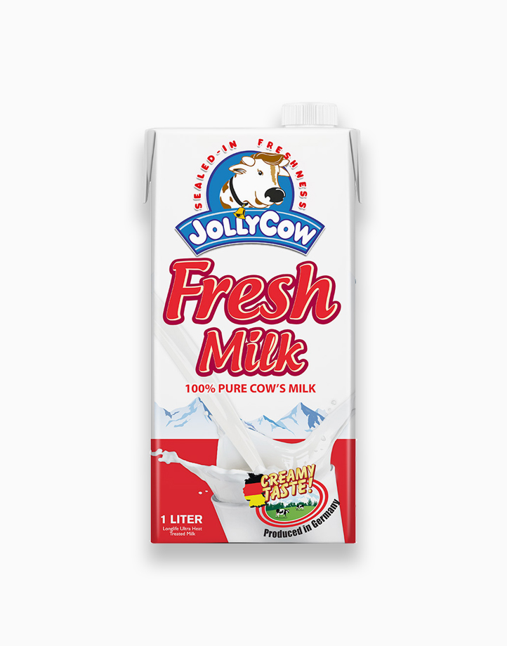 Pure Fresh Milk (1L) (Germany) by Jolly Cow