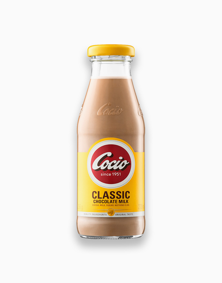 Classic Chocolate Milk (270ml) by Cocio