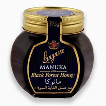 Manuka with Black Forest Honey (375g) by Langnese Honey